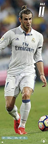 Grupo Erik Editores Real Madrid Bale – Poster de puerta