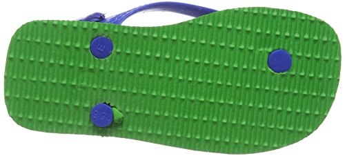 Havaianas Tongs Bebe Disney Classics Multicolore (Green/Blue/0491)