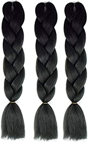 African braids Hair Extension 60cm chemical fiber wigs for women 38pcs/set-s