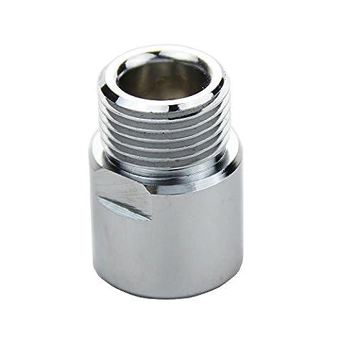 Mangobuy CO2 Adaptaeurs à filetage W21.8 Adaptateurs cylindres pour régulateurs de gaz Excellent pour SodaStream