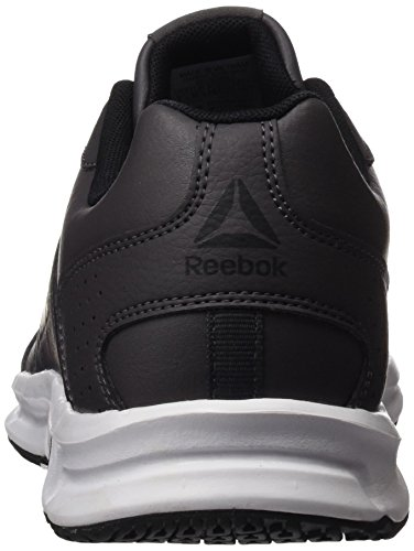 Reebok Herren Express Runner Sl Laufschuhe Grau (Ash Grey/black/white)