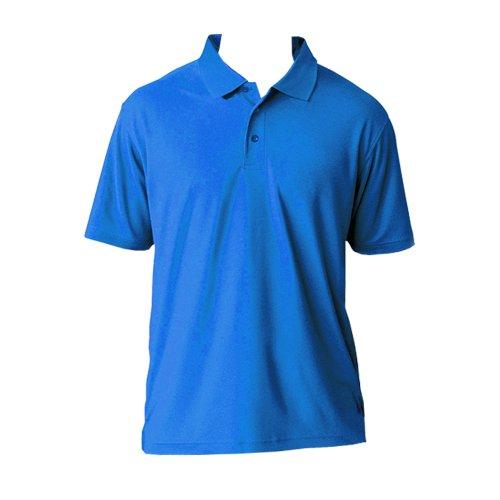 AWDis Cool Herren Sport Performance-Poloshirt / Polo-Shirt, kurzärmlig Feuerrot