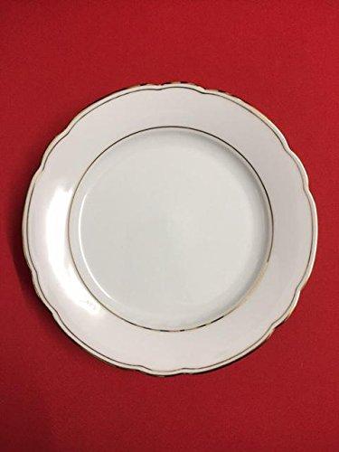 Preisvergleich Produktbild 6 Stück Seltmann Weider Inka Goldrand-Teller 18 cm