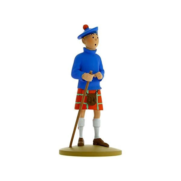 Moulinsart- Tintín Figura de Colección 12 cm (42192) 1