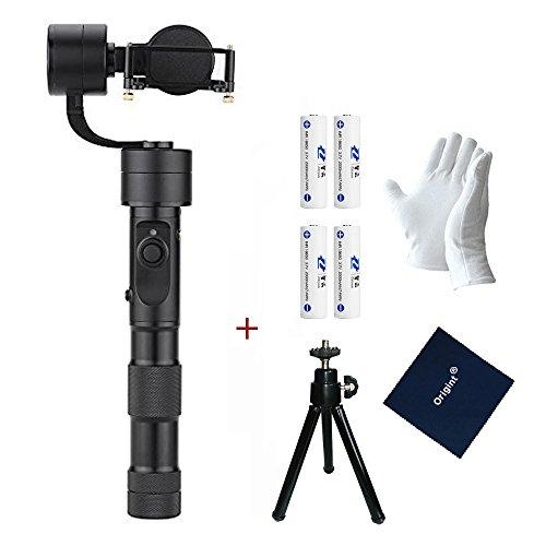 zhiyun-Evoluion-Update-version-3-Axis-Palmare-Cardanico-Stabilizzatore-con-Joystick-a-4-Direzioni-per-GoPro-hero-5-black-hero43-Xiaomi-Yi-sj4000-sj5000-Action-Cameras
