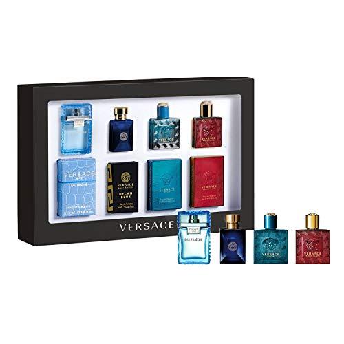 Versace Pour Homme Miniaturen Coffret 4x5ml -