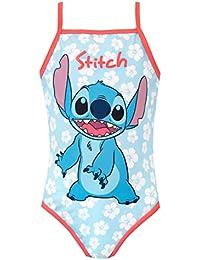 Disney Bañador para Niña Lilo & Stitch