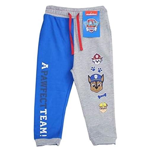 Boys-Paw-Patrol-Jogging-Tracksuit-Bottoms-Kids-Trousers