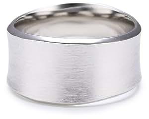 Esprit Damen Fingerring 925 Silber Silber Bold & Pure ESRG91120A, Ringgroesse:53 (16.9)