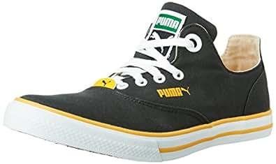 Puma Unisex Limnos Cat 3 IDP H2T Asphalt and Zinnia Sneakers - 10 UK/India (44.5 EU) (36078412, Grey)
