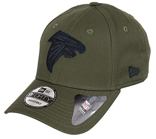 New Era Atlanta Falcons 9forty Adjustable Cap NFL Olive Pack Olive - One-Size
