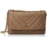 حقيبة كتف Vivian-dbl للنساء من دي كيه ان واي, , Brown (Dune) - R943BF96