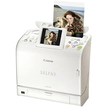 Canon SELPHY ES2 Compact Photo Printer