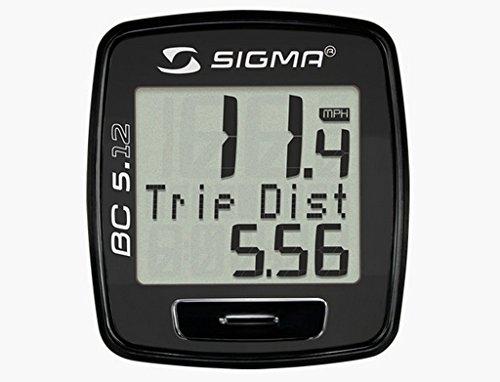 Sigma Sport Fahrradcomputer BC 5.12, 05120 - 2