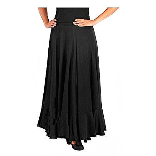 Falda Baile Flamenco Adulto M