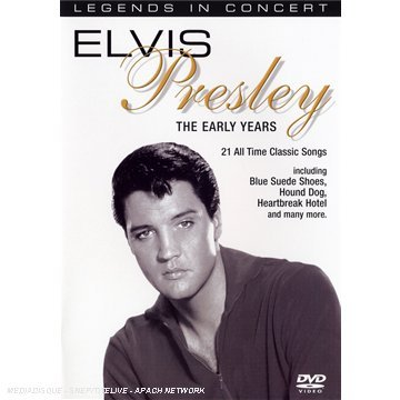 Elvis Presley - The Early Years - Legends in Concert [DVD]