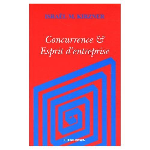 Concurrence et Esprit d'entreprise