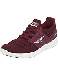 Red Tape Men's Red Running Shoes