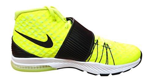 Zapatos Hombre Total Nike naranja Toranada Tren Negro voltios Amarillo Caminar De Zoom Para blanco WxTBq4n