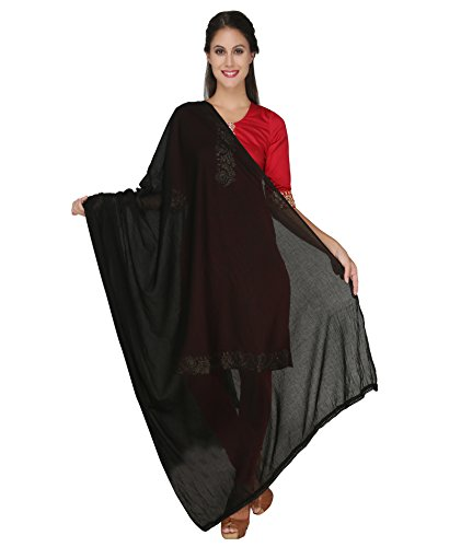 Solid Cotton Dupatta