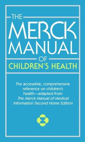 the merck manual of medical information pdf free download