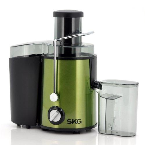 SKG gs-310l-Presse-Fruit Elektrische/400W/Filter Stahl INOXIDABLE/550ml *