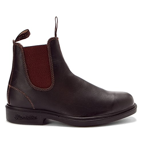 BLUNDSTONE Chisel Toe 062, Unisex-Erwachsene Chelsea Boots Braun