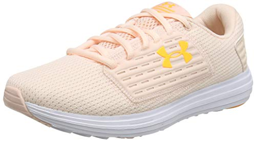 Under Armour Damen Surge SE Laufschuhe, Orange (Orange Dream/ White/ Mango Orange (600) 600), 43 EU