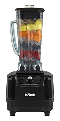 Tower Pro T12022N Ultra Xtreme Nutrient Extraction System, 1500 Watt, Black