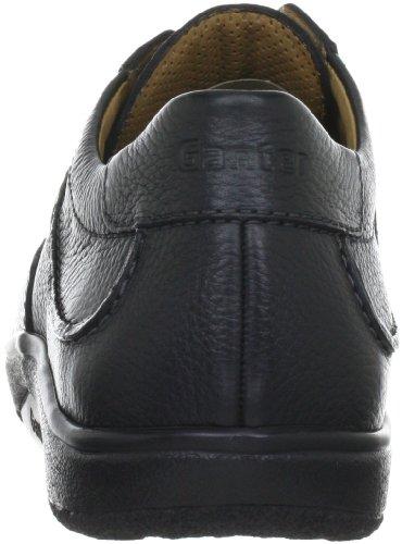 Ganter AKTIV Heimo Weite H 4-259620, Chaussures à lacets homme Noir-TR-J2-11