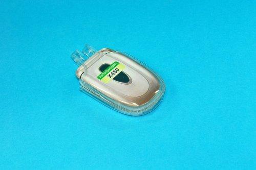 Handykondomtasche/Handykondom/Handytasche transparent SAMSUNG SGH-X450/X458