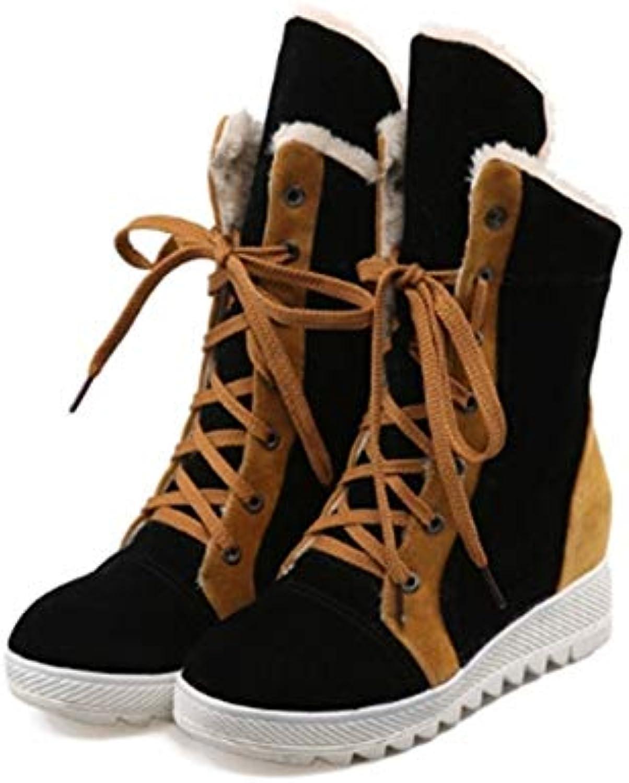 FMWLST stivali Stivali da Donna con Tacco Alto da Donna con Stivali Invernali Antiscivolo da Donna, 40 | Sale Italia  | Uomo/Donne Scarpa