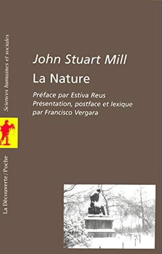 Nature par John Stuart Mill
