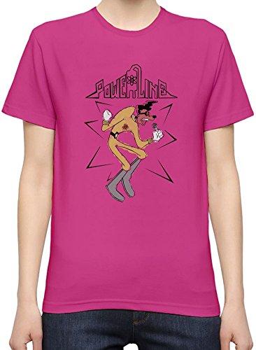 Preisvergleich Produktbild Powerline Kurzarm-T-Shirt für Frauen XX-Large