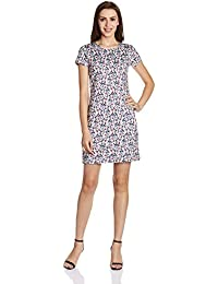 United Colors of Benetton Women's A-Line Dress
