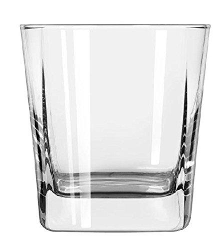 12 x Wasserglas, Trinkglas, Glas, transparent, 36 cl, Ø 8.8 cm, Höhe: 9.4 cm Libbey Tumbler Set