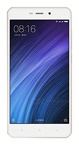 Xiaomi Redmi 4A - Smartphone de 5' (Quad Core 1.4 Ghz a 64-Bit, dual sim, 2 GB de RAM, memoria interna de 16 GB, Android 6.0) color oro