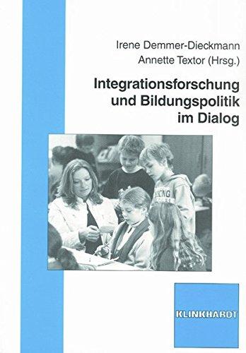 Integrationsforschung und Bildungspolitik im Dialog
