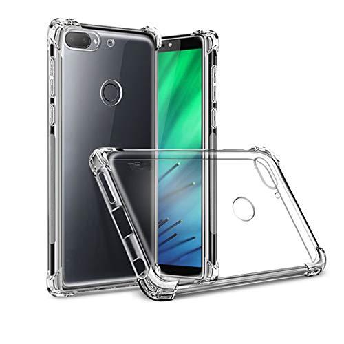 GARITANE Hülle für Asus ZenFone 3 Deluxe 5.5/ZS550KL Handyhülle Transparent Silikon Durchsichtig Bumper Schutzhülle Crystal Clear TPU Case Cover für Asus ZenFone 3 Deluxe 5.5/ZS550KL