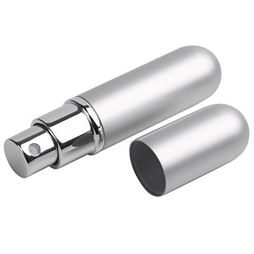 BOOLAVARD Facile a remplir Parfum de Voyage rechargeable pompe de pulverisation Vaporisateur / Voyage / Sac a main