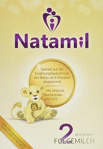 Natamil 2 Folgemilch, 3er Pack (3 x 800 g)