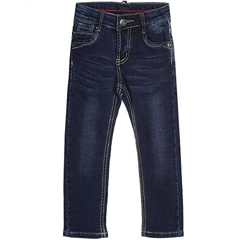 BEZLIT - Jeans - Jambe droite - Uni - Bébé (garçon) 0 à 24 mois - Bleu - 3 ans