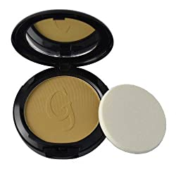 GlamGals Face Stylist Compact,Toffee,12g