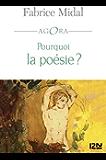 Pourquoi la poésie ?