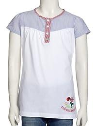 Adelheid - Werkstatt des wahren Gücks Gücksbringer Kleidchen kurzer Arm 130110144 Mädchen Kleider/Knielang