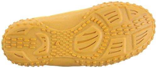 Playshoes UV-Schutz Aqua-Schuh klassisch 174797, Sandales mixte enfant Jaune-TR-C5-3