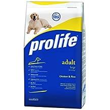 PROLIFE - Adult Large Pollo e Riso 15 kilogramm