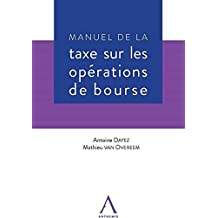 Manuel de la taxe sur les opérations de bourse