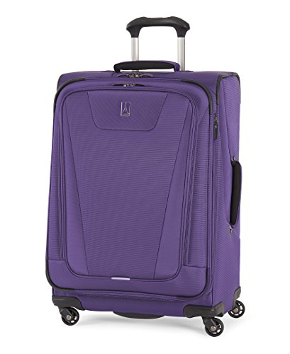 travelpro-maxlite-4-expandable-25-inch-spinner-suitcase-purple