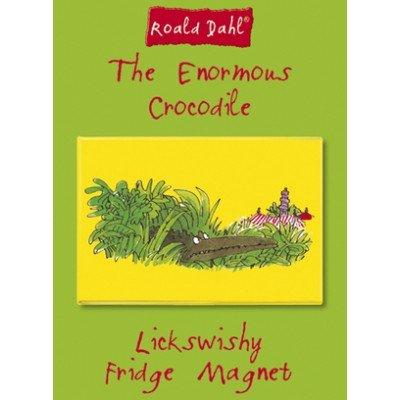 Roald Dahl aimant, l'énorme Crocodile